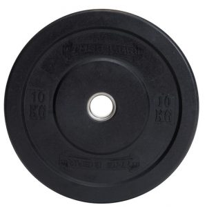 10kg The Bear Hi-Temp Bumper Plate