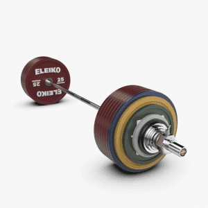 Eleiko Powerlifting Training Set – 185/285/435KG
