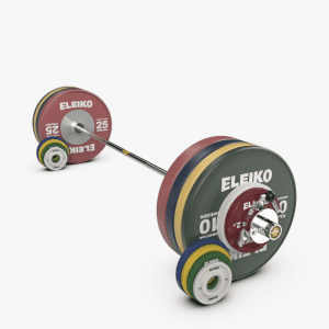 Eleiko IWF Weightlifting Competition Set – 185/190KG