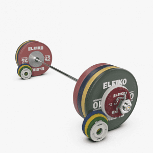 Eleiko IWF Weightlifting Training Set – 185/190KG, RC