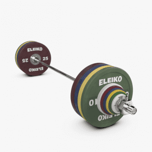 Eleiko Performance Set – 185/190KG