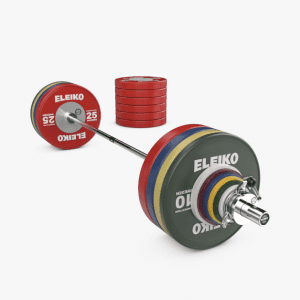 Eleiko WPPO Powerlifting Competition Set – 240.5/290.5/340.5KG