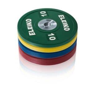 Eleiko Sport Training Disc – 10-25KG