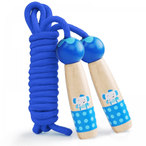 חבל קפיצה מעוצב לילדים