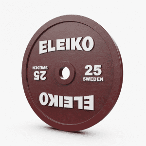 Eleiko IPF Powerlifting Competition Plate – 25KG